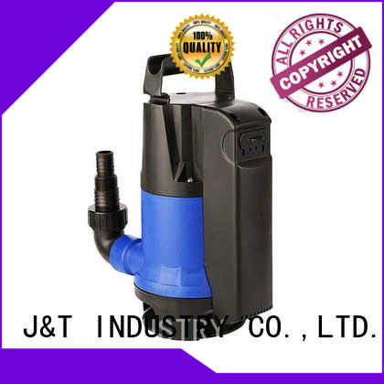 JT pumps waterfall pump and filter Supply for farmland