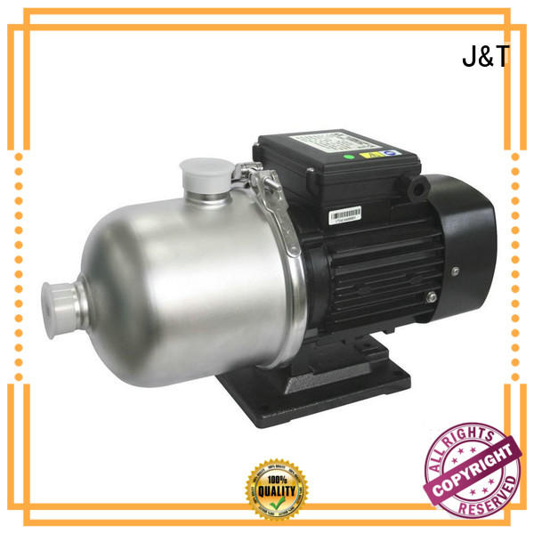 JT automatic horizontal multistage pumps Chinese for water supply system