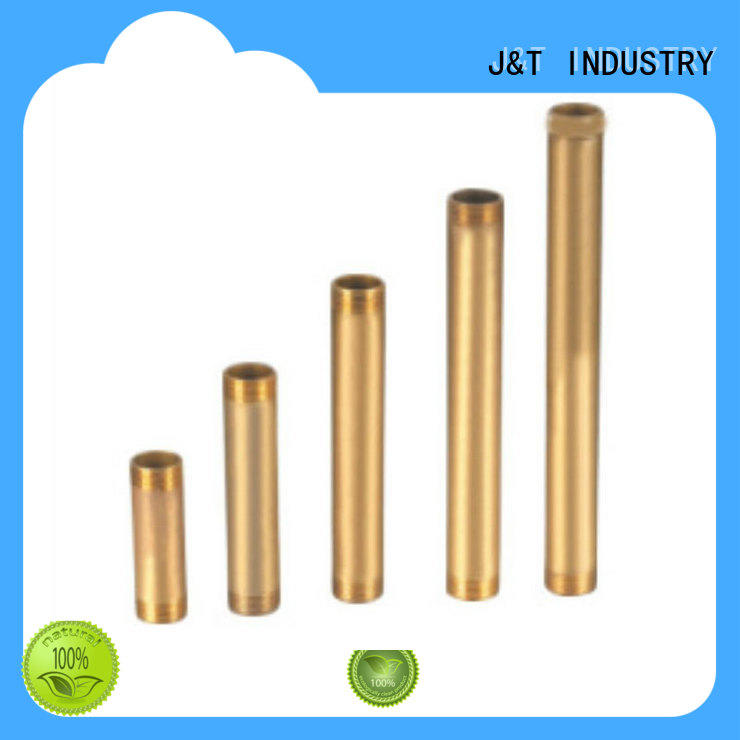 jtbh1 brass pipe connectors pipe for pond JT