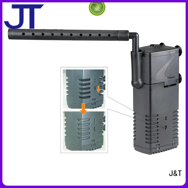 JT adjustable submersible aquarium filter pump for sale for device matching