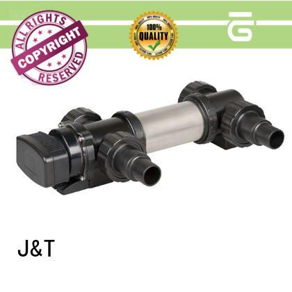 JT pond uv clarifier sterilizer for house