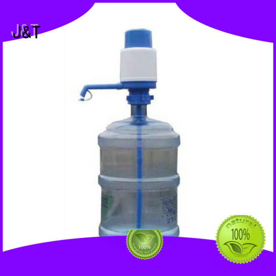 JT plastic hand operated borehole pumps multi-function for building