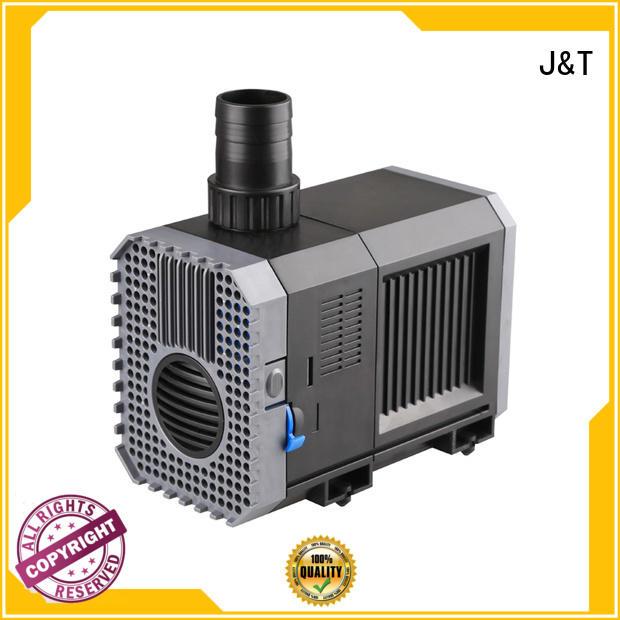 professional submersible pond pumps jap6000 for building JT