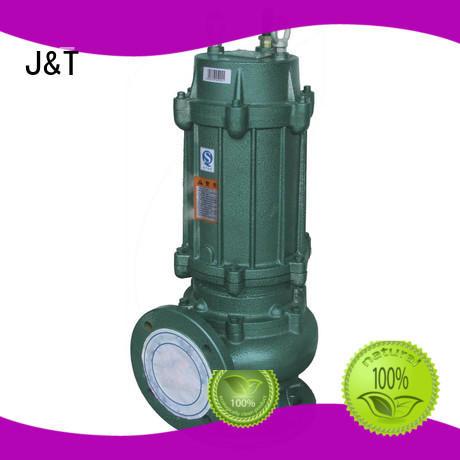 submersible effluent pump drainage for construction sites JT