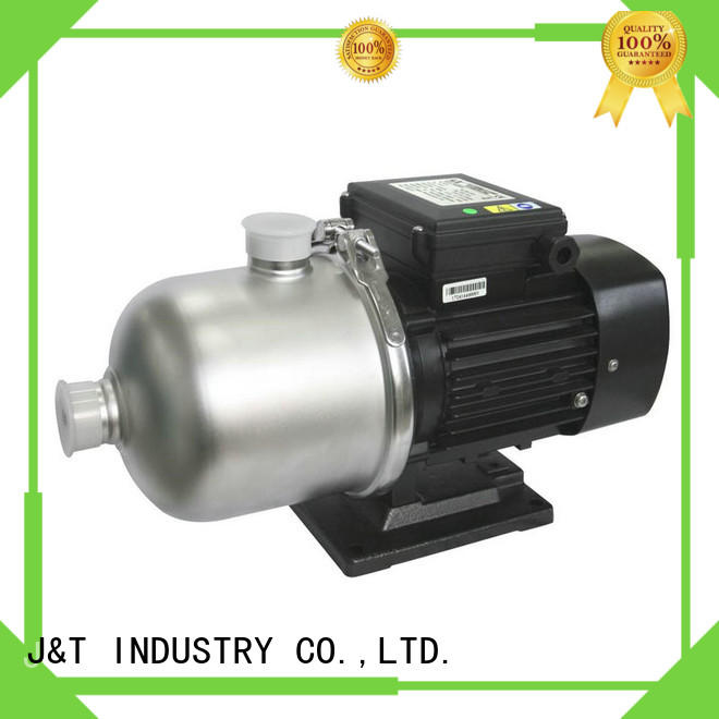 JT submersible horizontal multistage centrifugal pump high efficiency for industrial