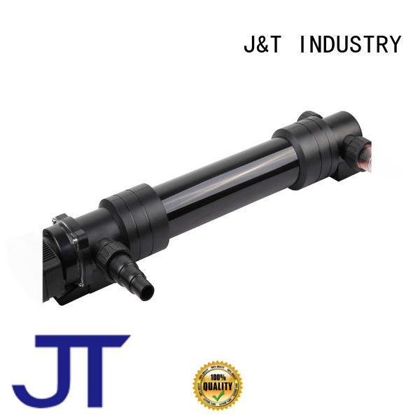 JT steel solar uv pond filter for business for garden