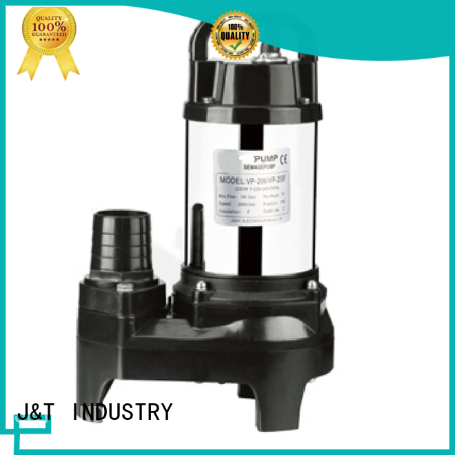 JT automatic salt water pump convenient operation for industrial