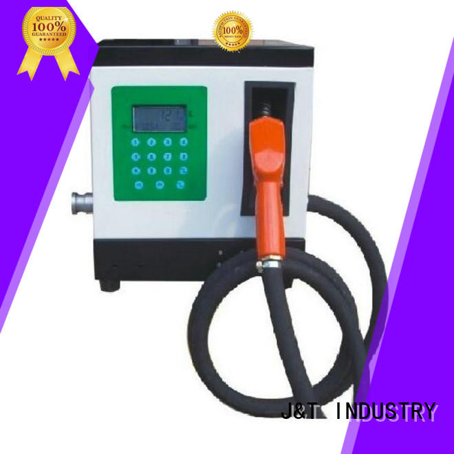 JT best small electric oil pump fast and convenient installation, for deep well
