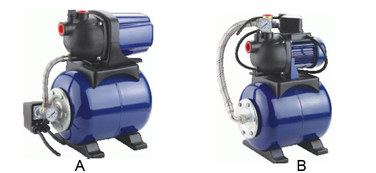 JT shallow jet pump for garden for farmland-2