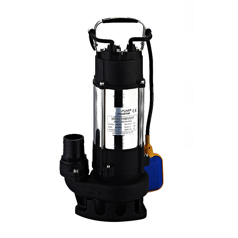Sewage Grinder Pump Submersible pump for Drainage system  V180F