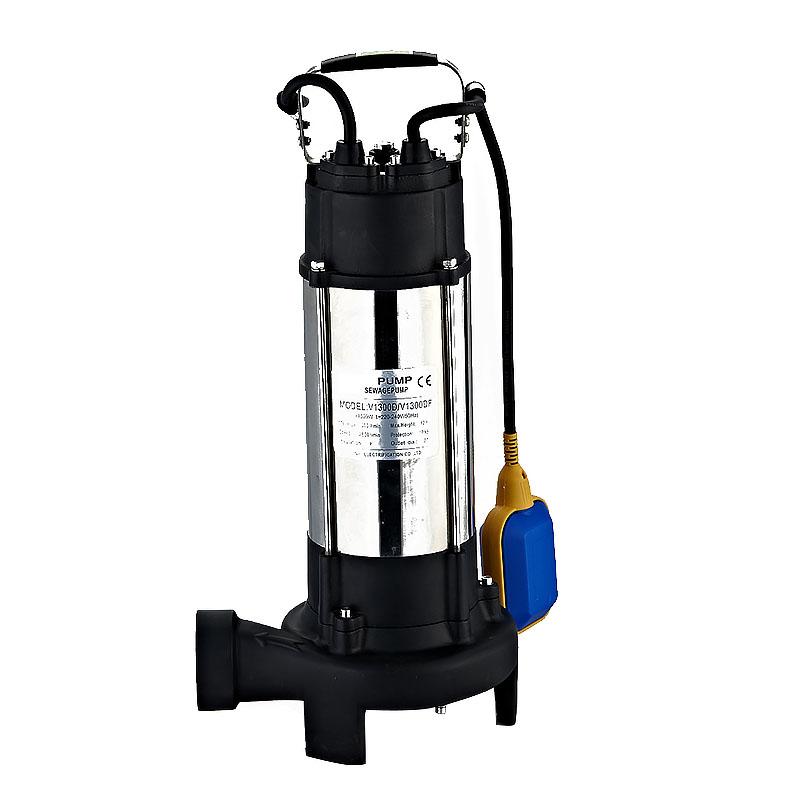 convenient inline sewage grinder pump usa manufacturers for construction sites-1