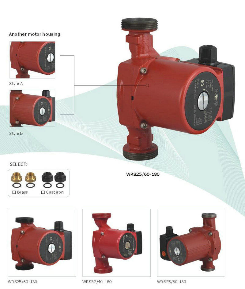 JT high quality hot water recirculating pump for sale for farmland