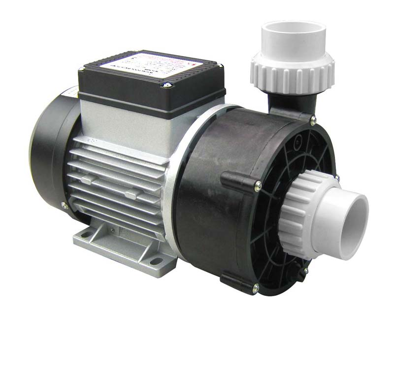 JT automatic hot tub pump replacement motor for basements-1