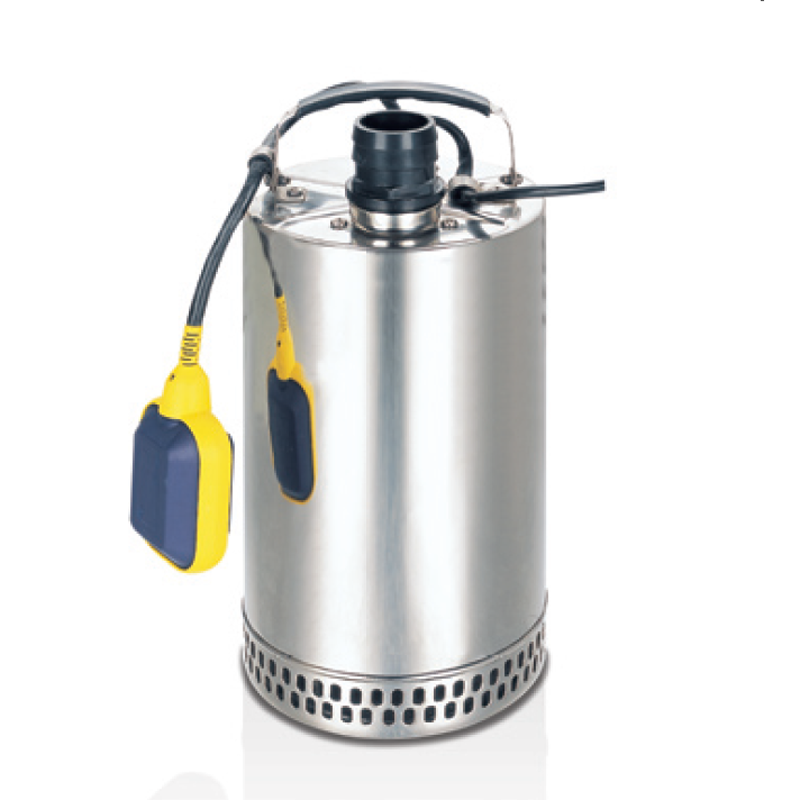 Stainless steel irrigation and drainage submersible pump for  QDN3-5-0.12KW