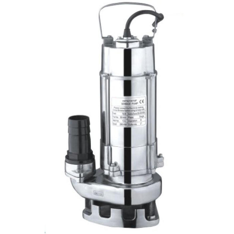 Stainless steel submersible pump for VN250