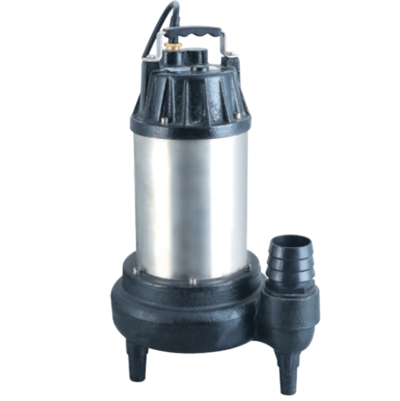 Submersible pump  with vortex flow impeller  for JW9-7-1.1KW