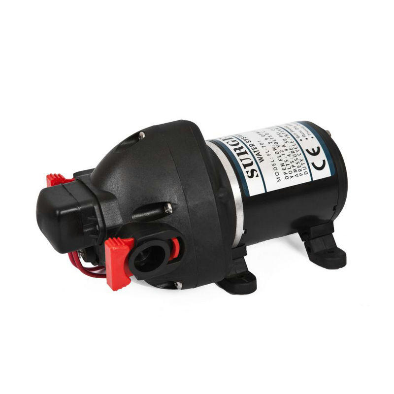 system water pressure diaphragm pump sewage for draw water JT