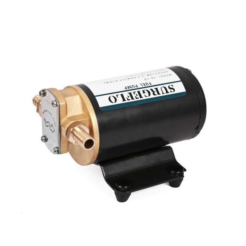 High-quality Diaphragm Pump Oil Diaphragm Pump FP-12