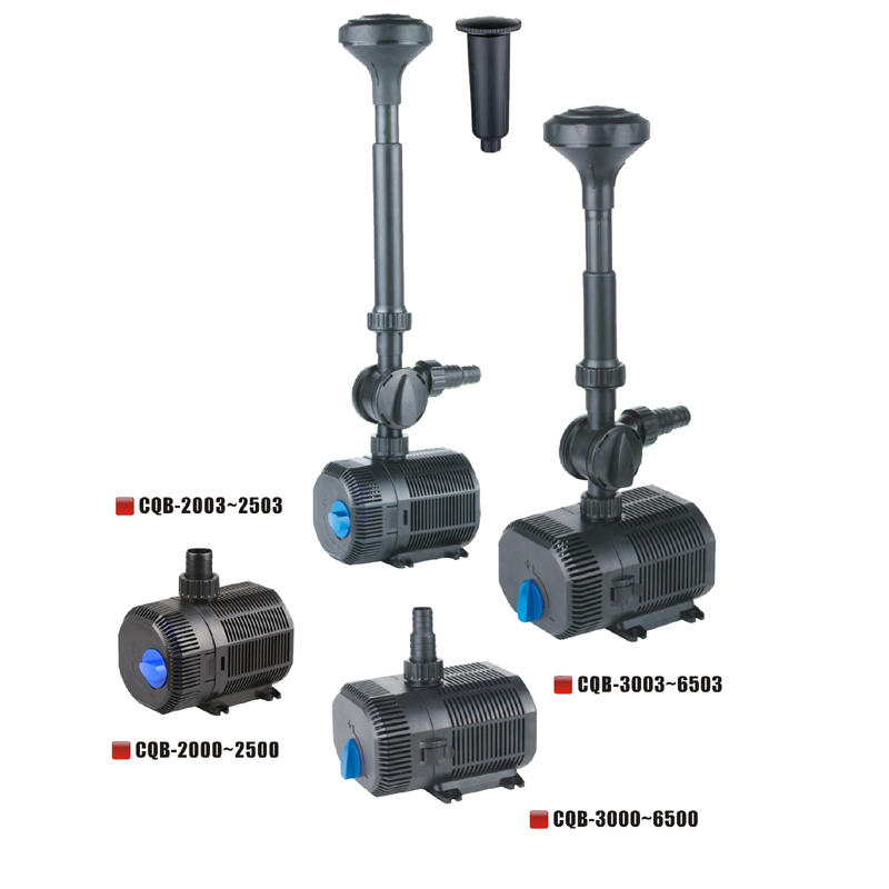 JT long lasting small fountain pump Supply for building