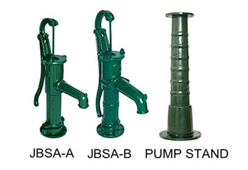 JT plastic hand crank well pump for business for deep well