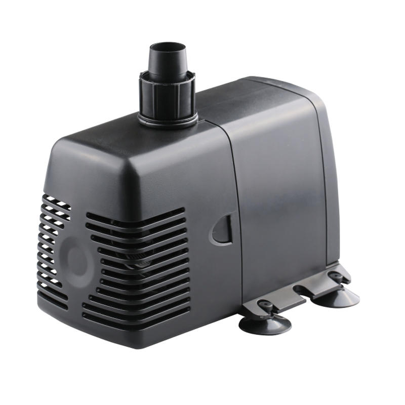 Silent Aquarium Water Pump Multui-function Submersible Pump HJ-542