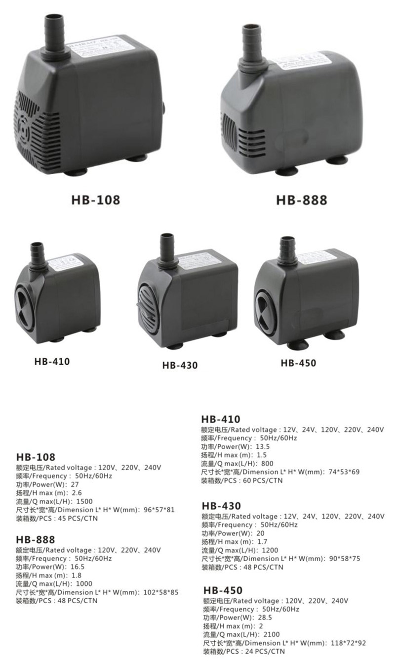 JT Top fish tank motor online shopping for fish for house-2