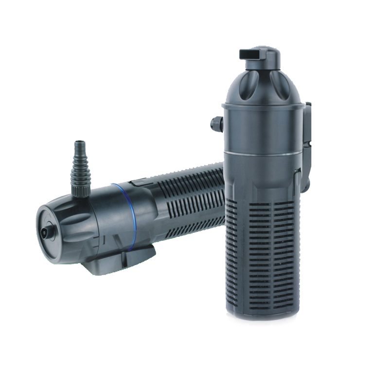 JT Latest pump action water filter company for aquarium-1