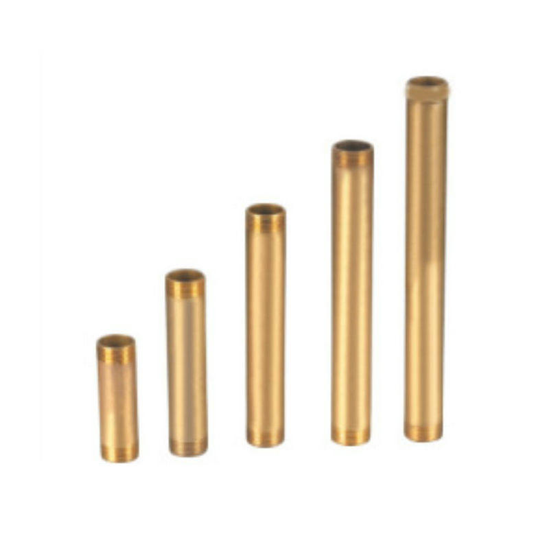 Brass Hose Pipe Fittings Brass Pipe Fitting With Thread JTBH-1