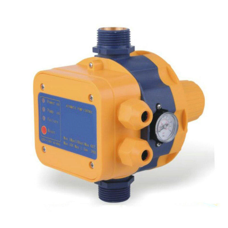 Automatic  Electronic Switch Water Pump Control with Pressure Gauge  JTDS-8