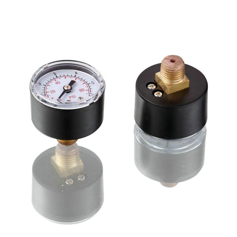 Dual Scale Economical All Purpose Pressure Gauge  JTGB