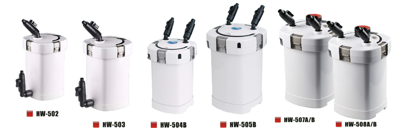 JT durable external canister filter for fresh for house-2