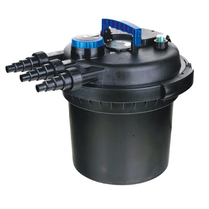 professional external pond filter cpf180 for fresh for garden