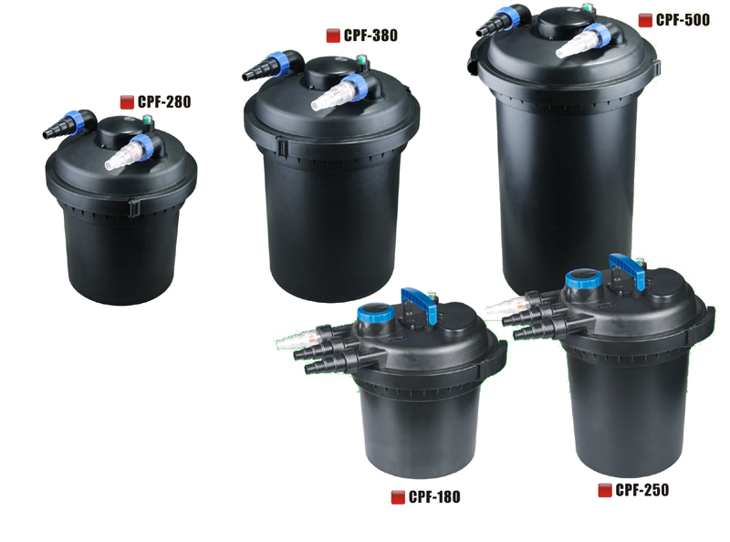 JT automatic external pond filter for business for garden-2