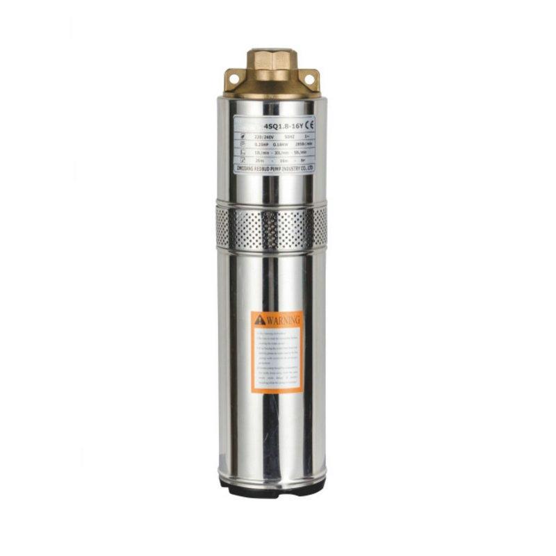 Multistage Booster Pump Bore Hole Pump 4SQ
