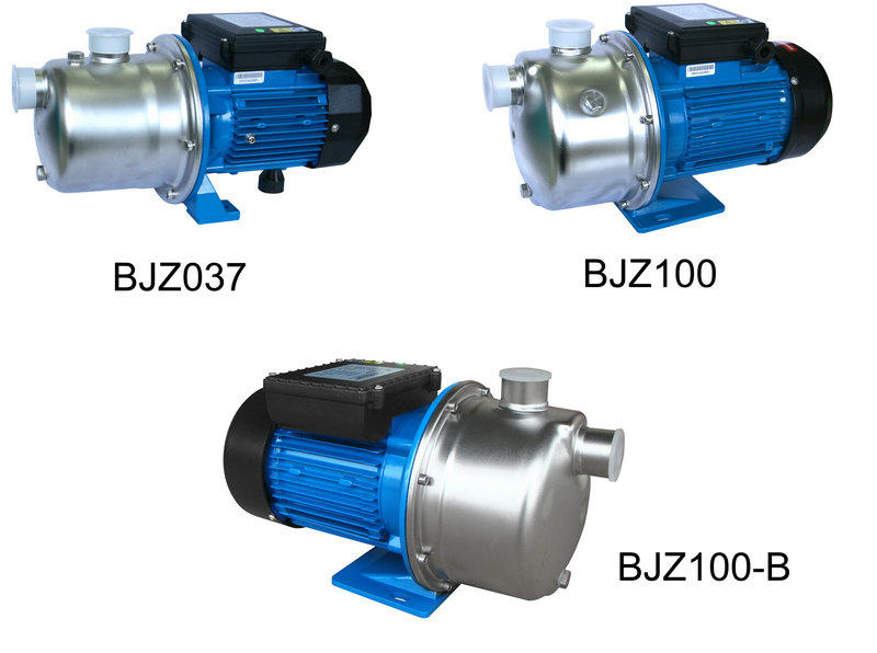 JT motor self priming pool pump long-distance water transfer for industry