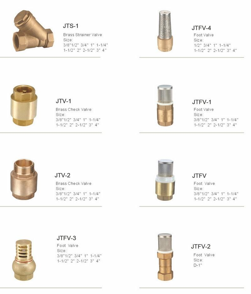 JT hose brass hose fittings for sale for home