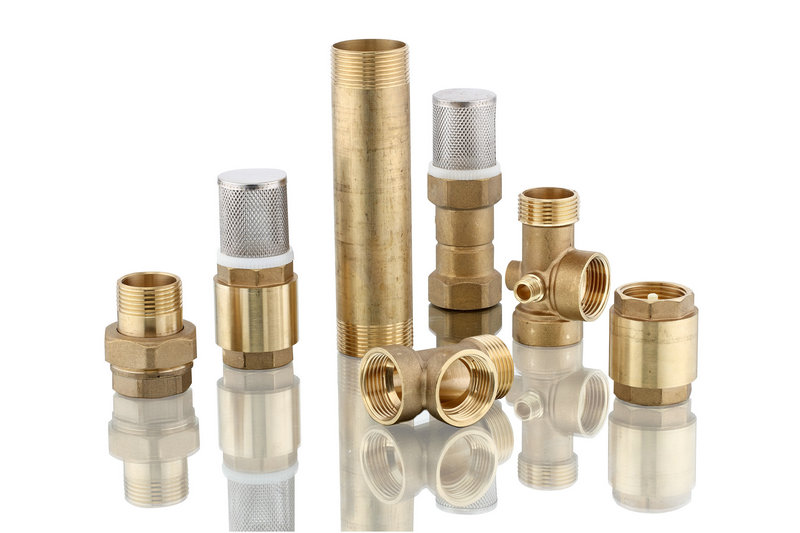 JT jtfv brass tee pipe fittings factory for aquariums-3