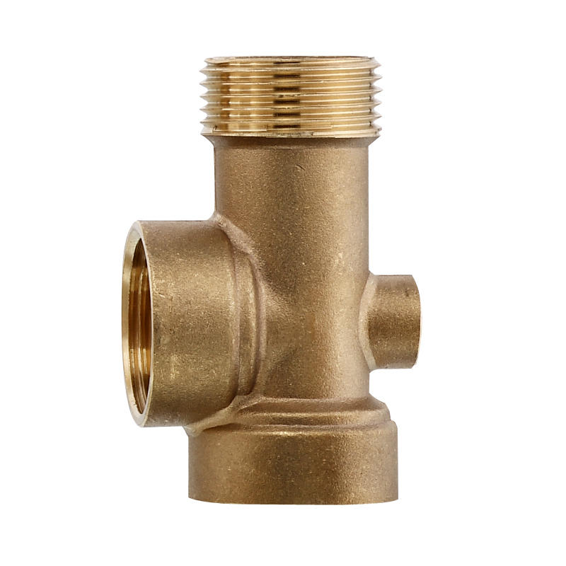 3 & 5 Way Brass Fitting For Water Pump JTBW