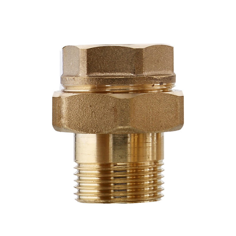 Brass Hose Barb Fittings Quick Brass Fitting  JTBE-1