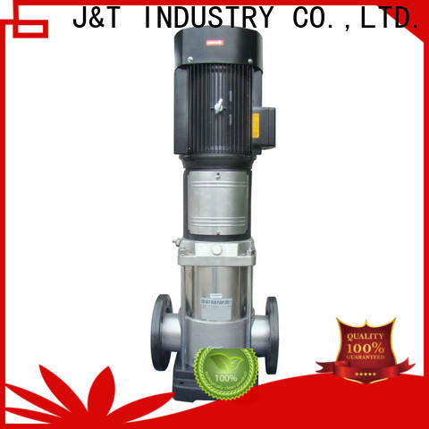 JT stainless steel centrifugal pump price manufacture for deep well