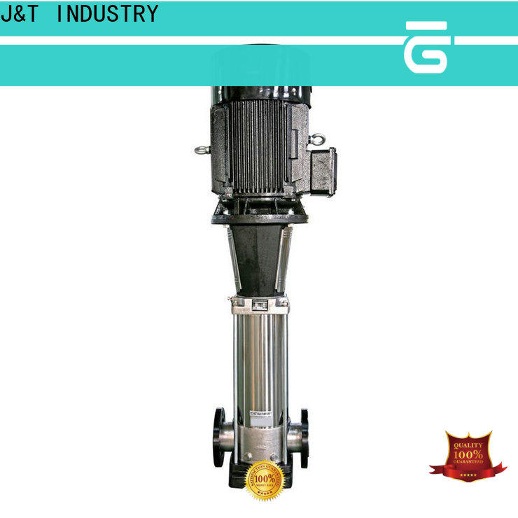 JT pump ebara vertical multistage pump for business for swimming pool