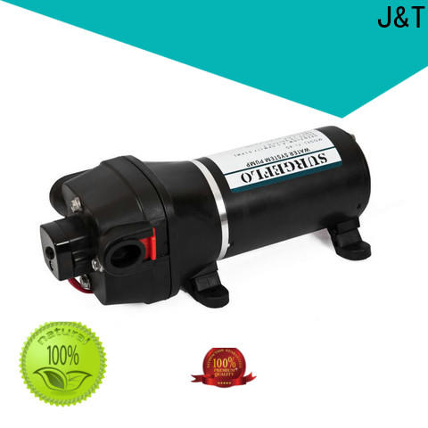 JT professional diaphragm water pump 240v high reliability for petrol station