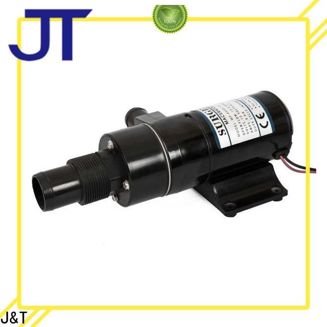 JT small shurflo 12 volt rv water pump for sale for garden