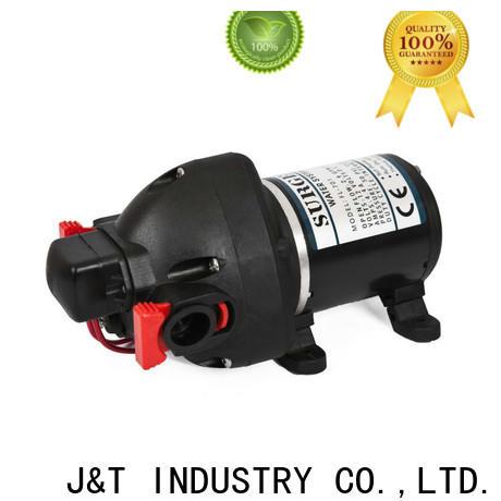 JT highquality flojet rv pump factory for construction