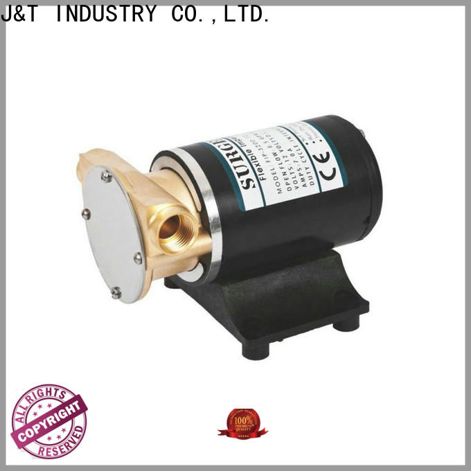 JT high quality 12v water pump and tap for business for construction