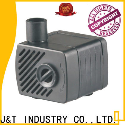 JT Best air pump for water tank company for house
