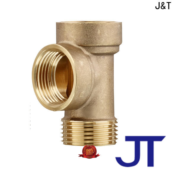 JT jtbe1 threaded copper coupling Suppliers for pond