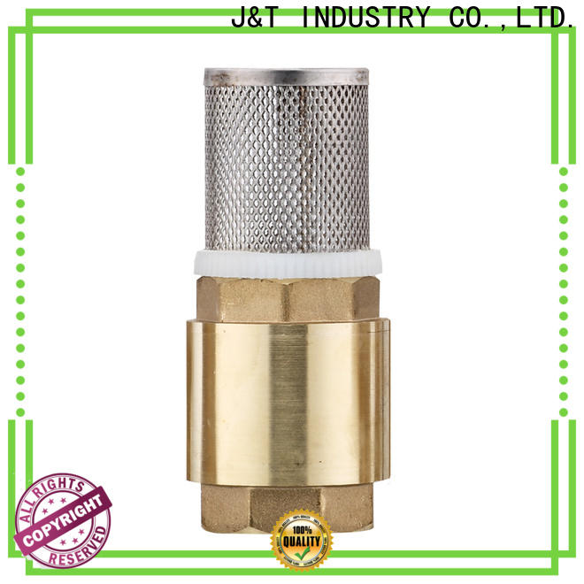 JT durable brass hose fittings suppliers Supply for aquariums