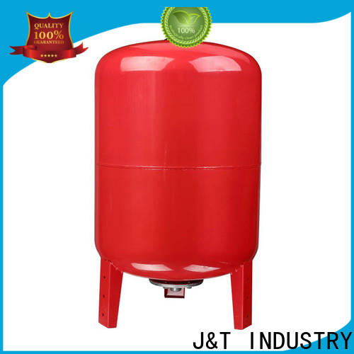 JT high quality water system pressure tank manufacturer for fountain