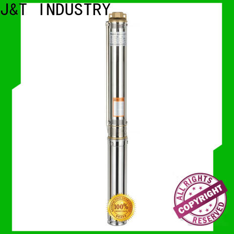 JT open 2nd hand borehole pumps Suppliers for booster